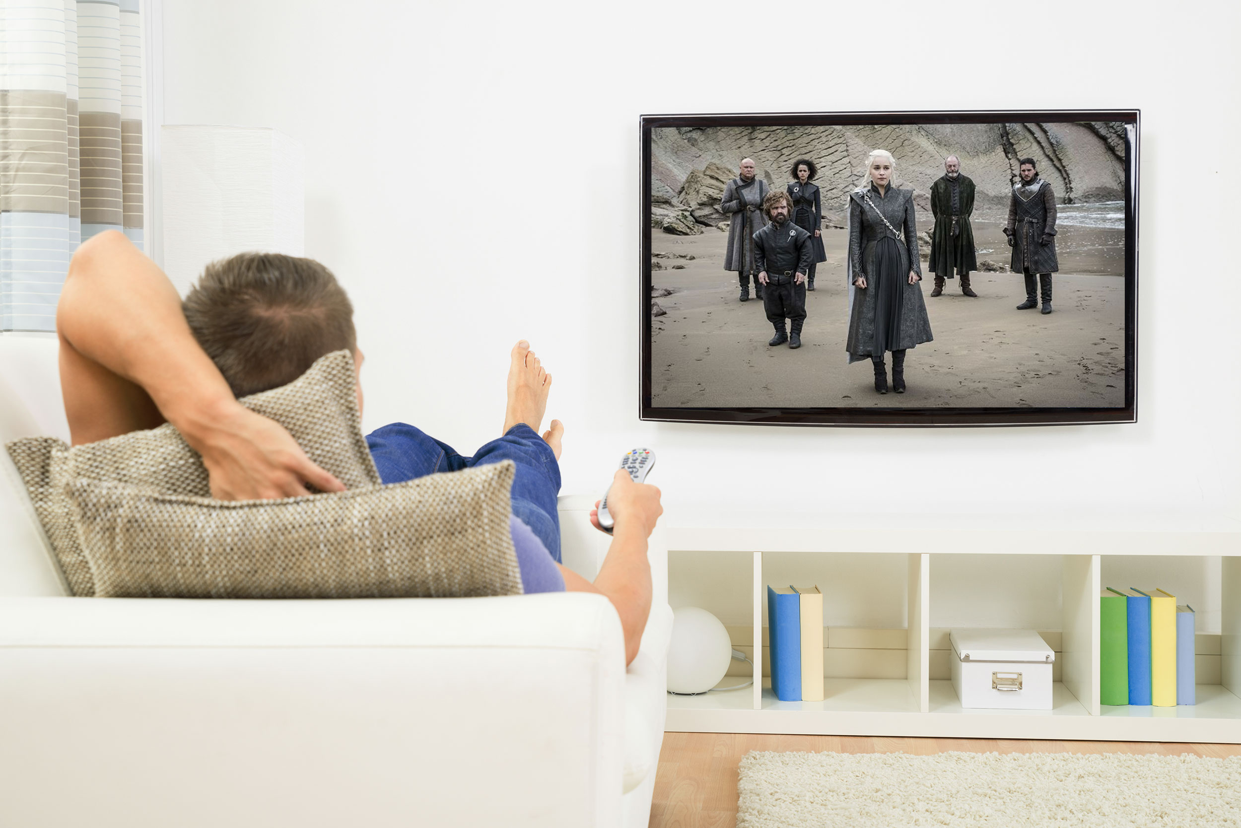 series smart tv
