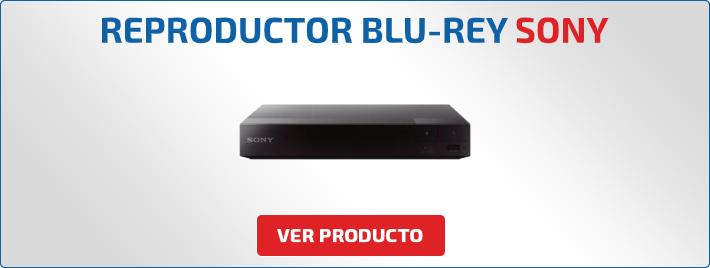 Reproductos blu ray sony