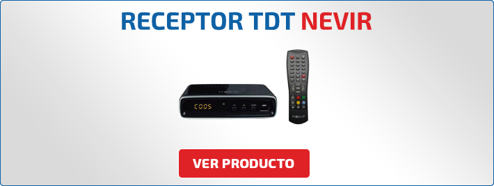Nevir NVR-2596TDT2P negro