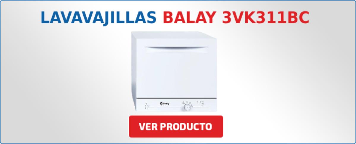 Balay 3VK311BC 8 litros