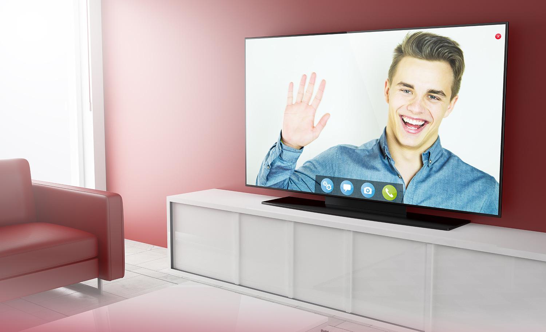 televisión con wifi