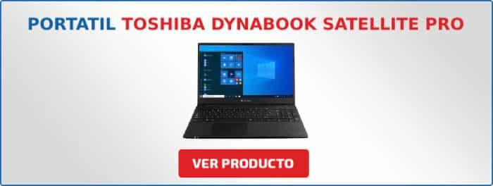 Portátil Toshiba Dynabook Satellite Pro