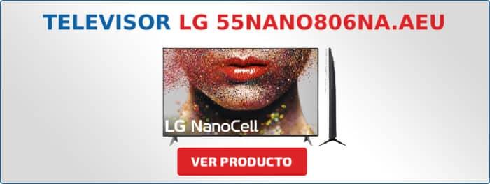 televisor LG 55NANO806NA.AEU