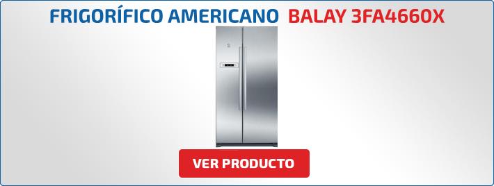 frigorifico doble puerta balay