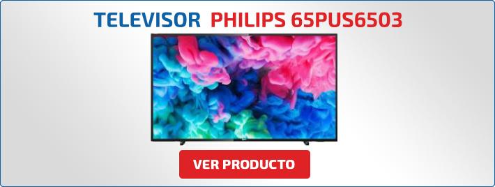 medidas televisor philips