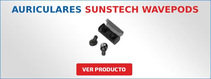 auriculares bluetooth sunstech