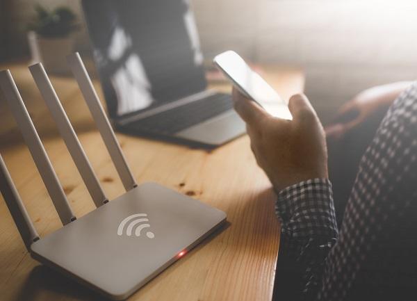cambiar contraseña Wifi