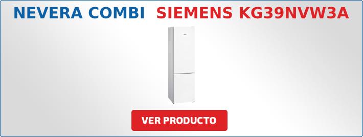 nevera combi Siemens