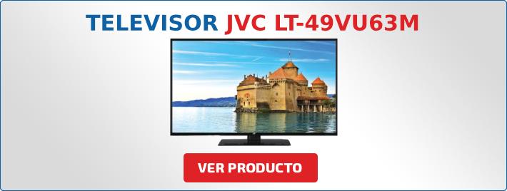 televisor 4K JVC