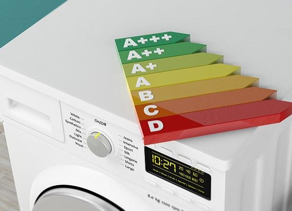 lavadora bajo consumo