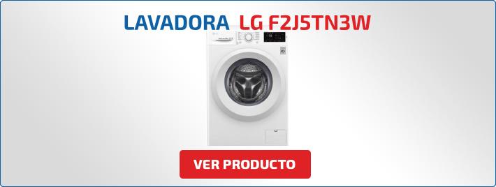 lavadora bajo consumo lg