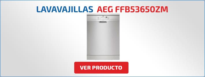 lavavajillas AEG