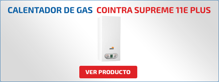 calentador automatico de gas