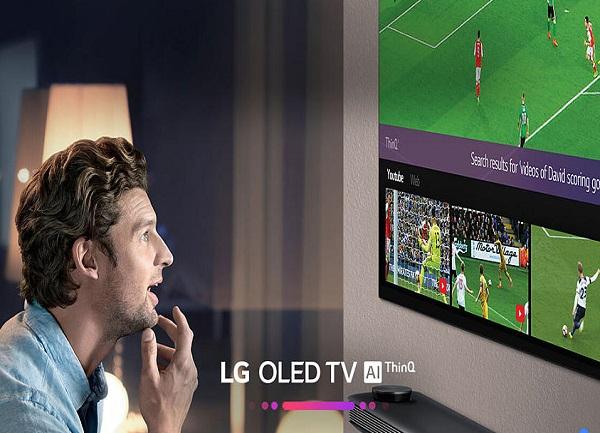 televisor con inteligencia artificial