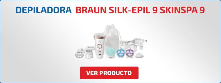 depiladora braun silk epil