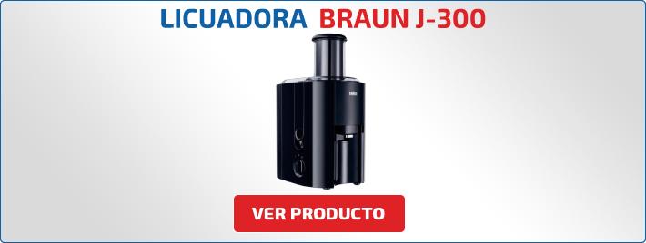 licuadora braun j300