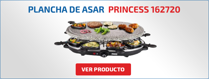 plancha de asar princess 162720