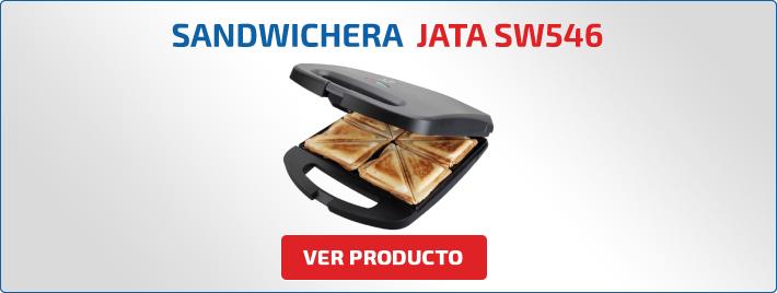 recetas con sandwichera jata
