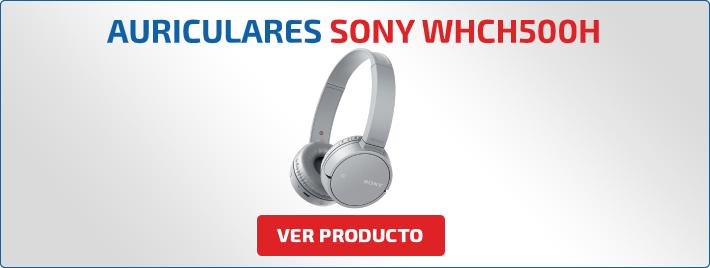 Sony WHCH500H Gris