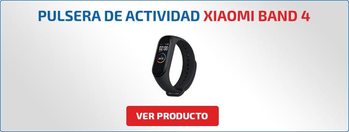 pulsera de actividad o smartwatch