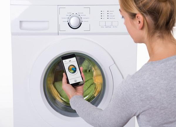 lavadora con wifi