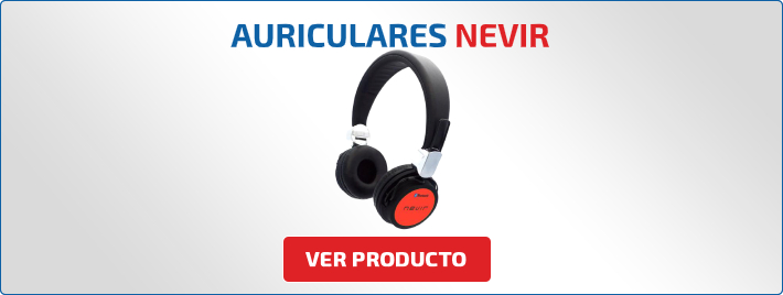 auriculares nevir