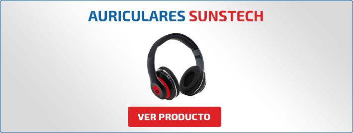 auriculares sunstech