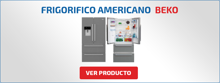 frigorifico americano beko