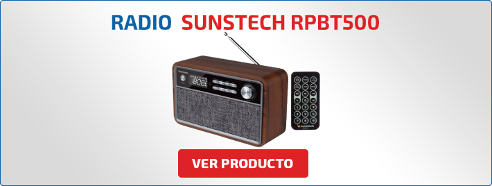 radio Sunstech RPBT500