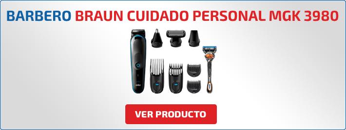 barbero Braun Cuidado personal MGK 3980