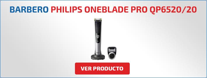 barbero Philips OneBlade Pro QP6520_20