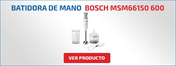 batidora de mano Bosch 600W