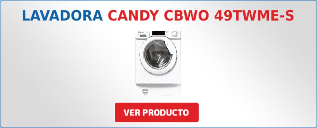 lavadora Candy CBWO 49TWME-S