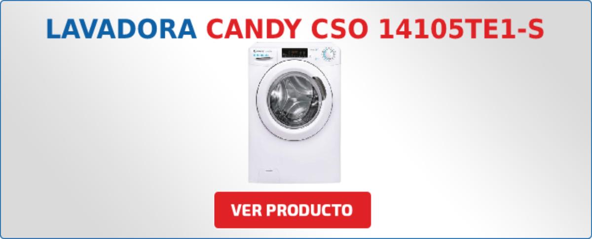 lavadora Candy CSO 14105TE1-S