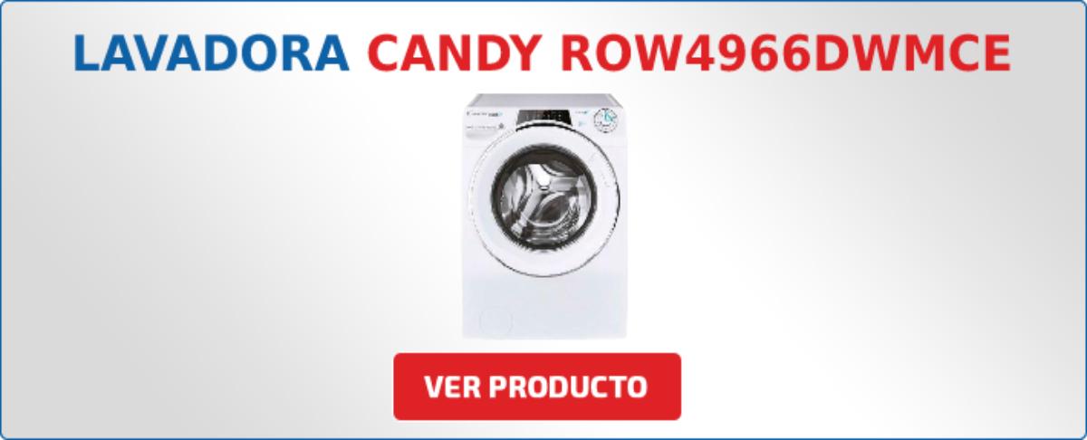 lavadora Candy ROW4966DWMCE