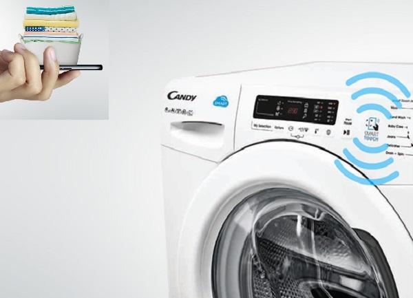 lavadora candy smart