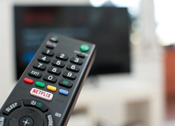 como conectar netflix a tv