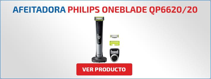 afeitadora philips oneblade qp6620_20