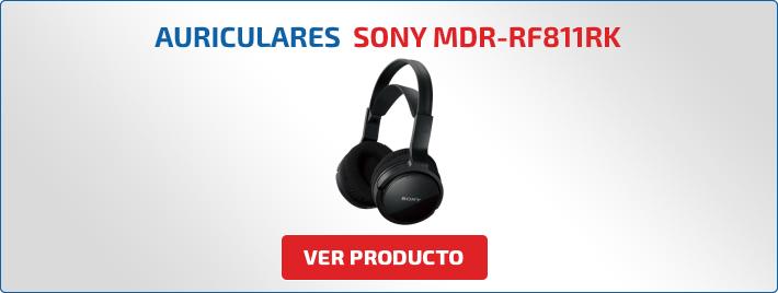 auriculares SONY MDR-RF811RK