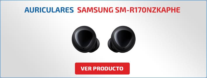 auriculares Samsung SM-R170NZKAPHE