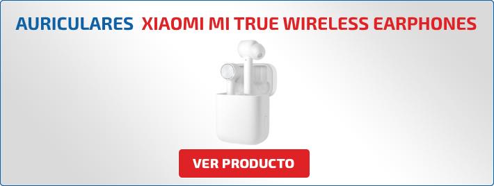 auriculares XIAOMI Mi True Wireless Earphones