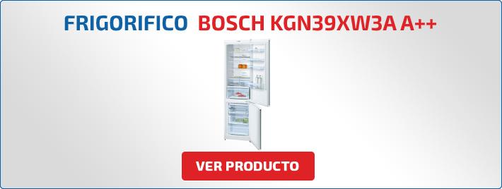 frigorifico Bosch KGN39XW3A A++