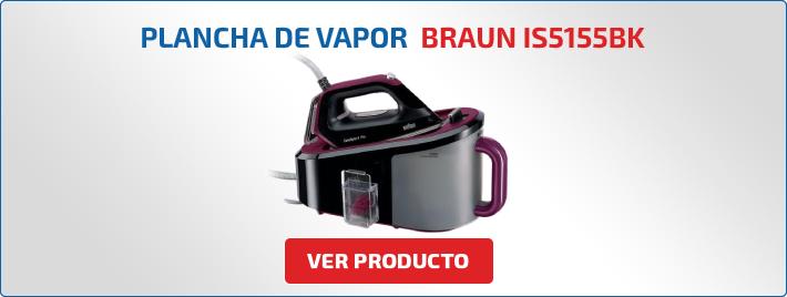 plancha de vapor Braun IS5155BK