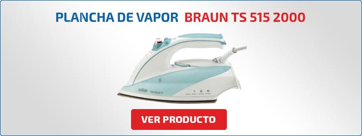 plancha de vapor Braun TS 515 2000