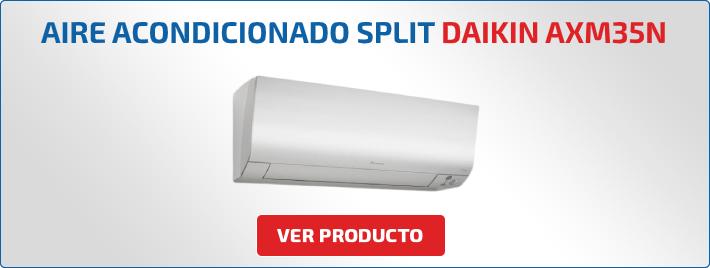 aire acondicionado split Daikin AXM35N