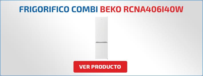 frigorifico combi Beko RCNA406I40W