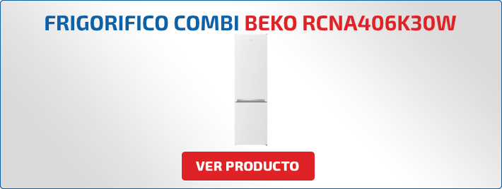 frigorifico combi Beko RCNA406K30W