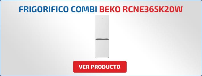frigorifico combi Beko RCNE365K20W