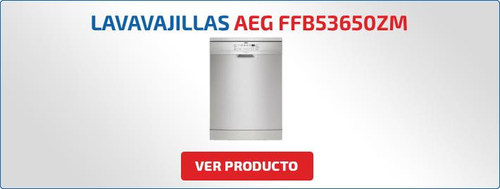 lavavajillas AEG FFB53650Z