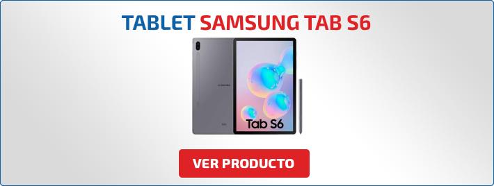 tablet samsung tab s6